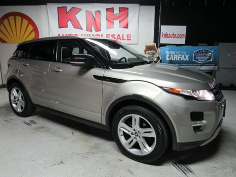 2013 Land Rover Range Rover Evoque for sale in Akron, OH