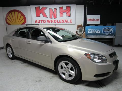 2010 Chevrolet Malibu for sale in Akron, OH