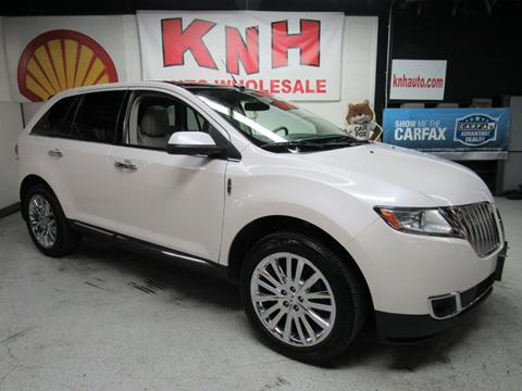 2011 Lincoln MKX for sale in Akron, OH