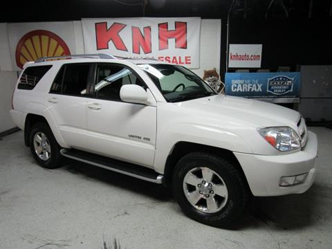 2004 Toyota 4Runner for sale in Akron, OH