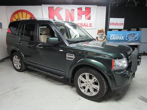 2010 Land Rover LR4 for sale in Akron, OH