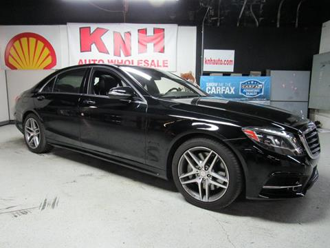2014 Mercedes-Benz S-Class for sale in Akron, OH