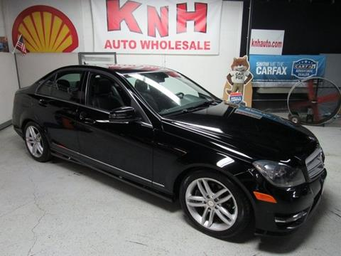 2012 Mercedes Benz C Class For Sale In Akron, OH