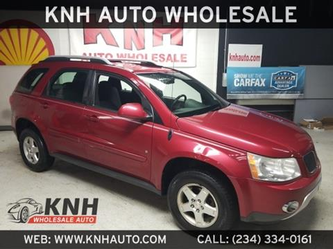 2006 Pontiac Torrent for sale in Akron, OH