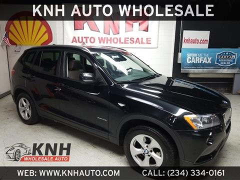 2011 BMW X3 for sale in Akron, OH