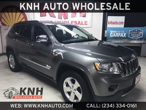 2012 Jeep Grand Cherokee for sale in Akron, OH