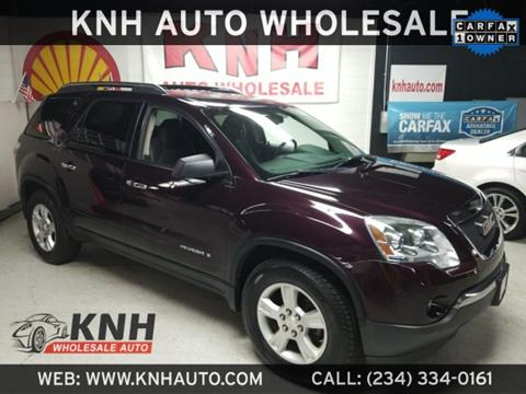 2008 GMC Acadia for sale in Akron, OH