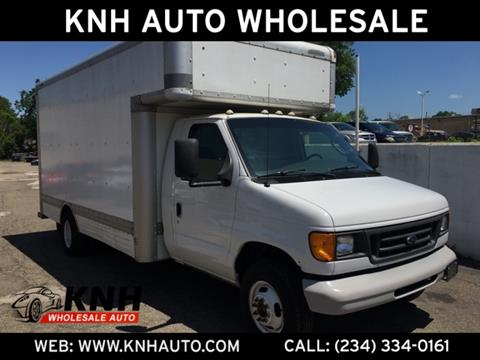 2006 Ford E-Series Chassis for sale in Akron, OH