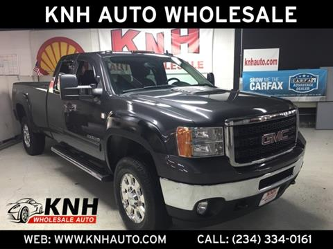 2011 GMC Sierra 2500HD for sale in Akron, OH
