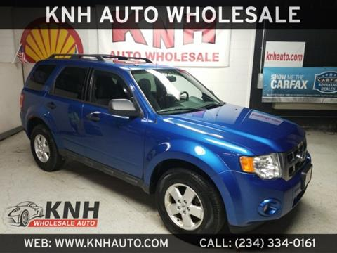 2012 Ford Escape for sale in Akron, OH