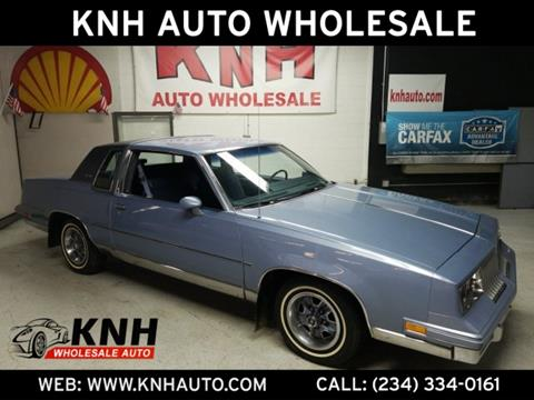 1984 Oldsmobile Cutlass Supreme for sale in Akron, OH
