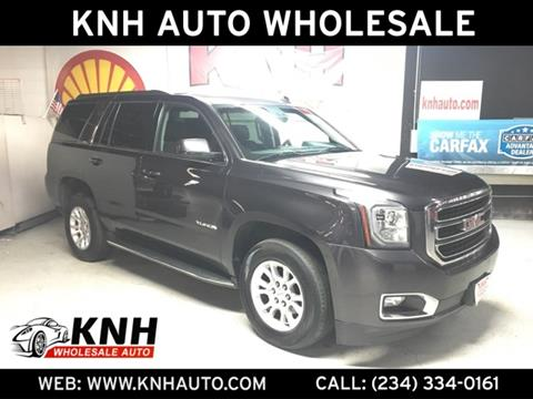 2015 GMC Yukon for sale in Akron, OH