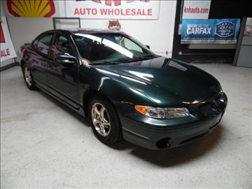 2000 Pontiac Grand Prix for sale in Akron, OH