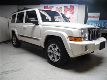 2006 Jeep Commander for sale in Akron, OH