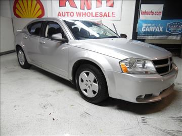 2008 Dodge Avenger for sale in Akron, OH