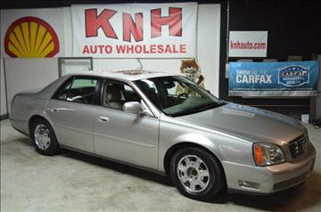 2005 Cadillac DeVille for sale in Akron, OH