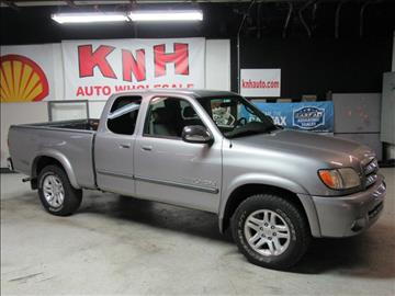 2003 Toyota Tundra for sale in Akron, OH