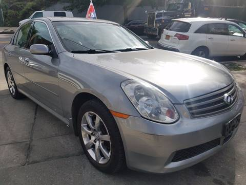 2006 Infiniti G35 for sale in Queens, NY