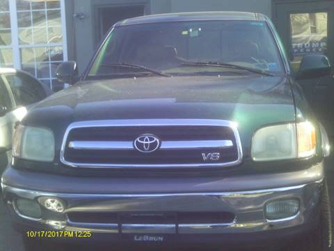 2002 Toyota Tundra for sale in Canandaigua, NY