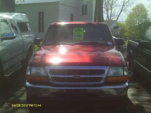 2000 ford ranger xlt 2dr xlt extended cab sb - 2000 Ford Ranger Extended Cab For Sale