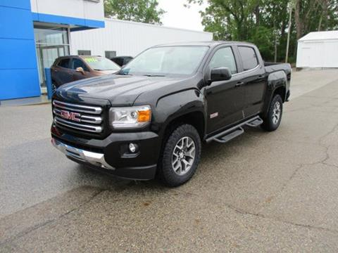 2017 GMC Canyon for sale in Wabash, IN