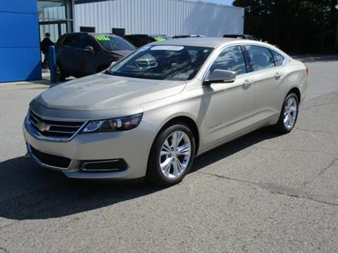 2014 Chevrolet Impala for sale in Wabash IN