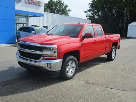 2017 Chevrolet Silverado 1500 for sale in Wabash, IN