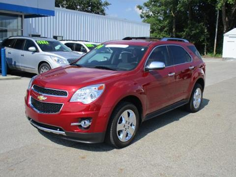2014 Chevrolet Equinox for sale in Wabash IN