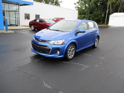 2018 Chevrolet Sonic for sale in Wabash IN