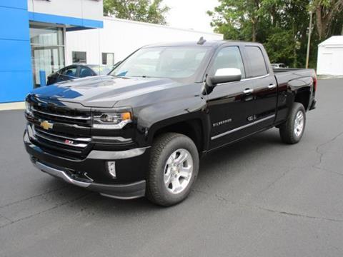 2018 Chevrolet Silverado 1500 for sale in Wabash IN