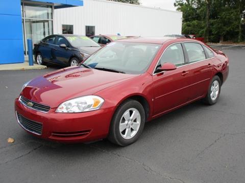 2008 Chevrolet Impala for sale in Wabash, IN