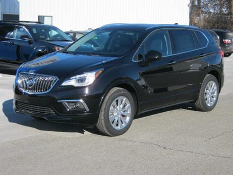 2017 Buick Envision for sale in Wabash IN
