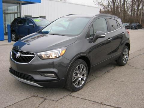 2017 Buick Encore for sale in Wabash IN