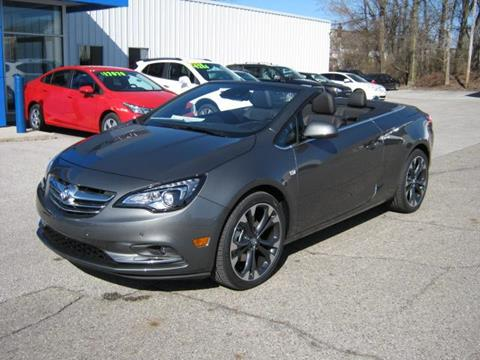 2017 Buick Cascada for sale in Wabash, IN