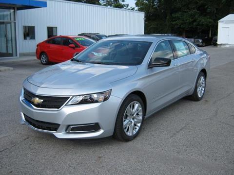 2017 Chevrolet Impala for sale in Wabash IN