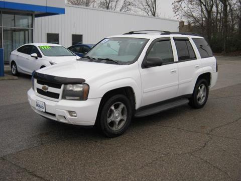 2008 Chevrolet TrailBlazer for sale in Wabash, IN