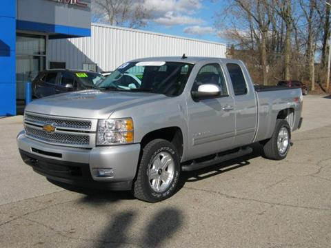 2012 Chevrolet Silverado 1500 for sale in Wabash, IN