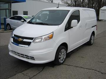2017 Chevrolet City Express Cargo for sale in Wabash, IN