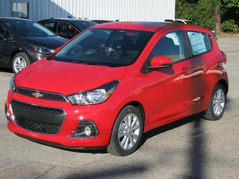 2017 Chevrolet Spark for sale in Wabash IN