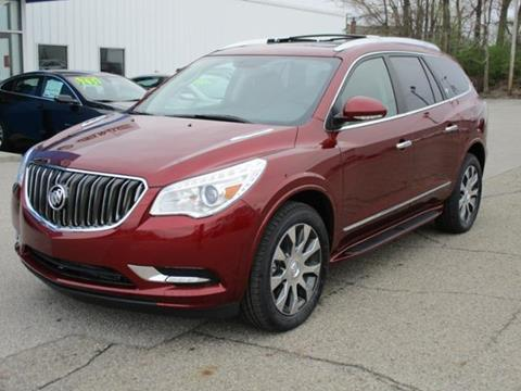 2017 Buick Enclave for sale in Wabash, IN