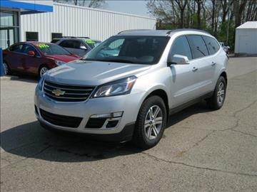 2017 Chevrolet Traverse for sale in Wabash, IN