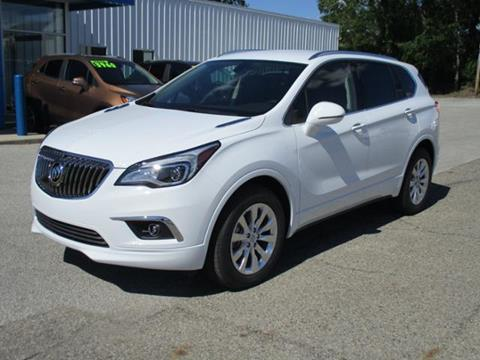 2017 Buick Envision for sale in Wabash, IN
