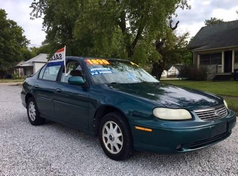 1999 Chevrolet Malibu for sale in Webb City, MO