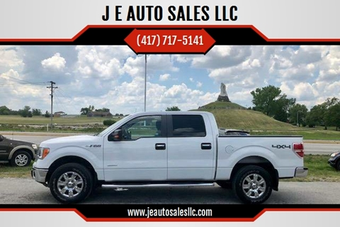 je auto sales webb city mo