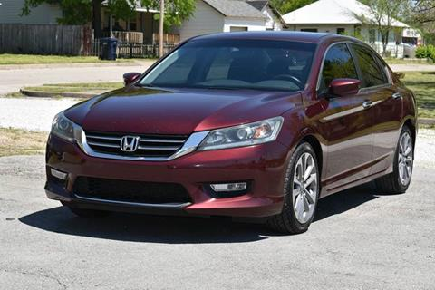 2013 Honda Accord for sale in Webb City, MO