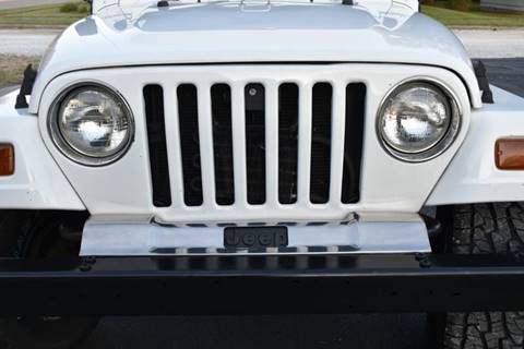 1997 Jeep Wrangler for sale in Webb City, MO