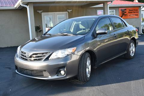 2013 Toyota Corolla for sale in Webb City, MO