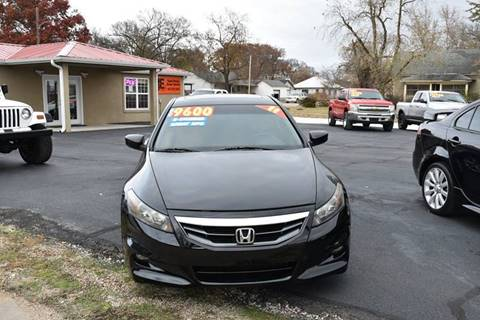 2011 Honda Accord for sale in Webb City, MO
