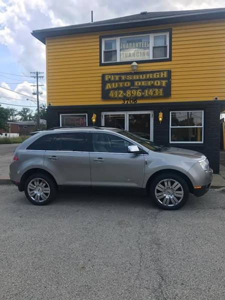2008 Lincoln MKX AWD 4dr SUV - West Mifflin PA