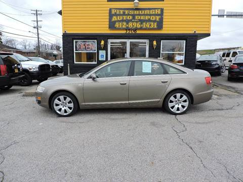2005 Audi A6 for sale in West Mifflin, PA